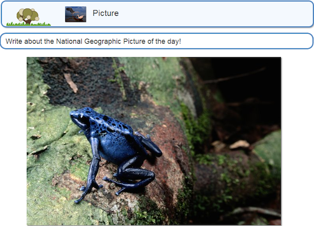 National Geographic Picture of the day
